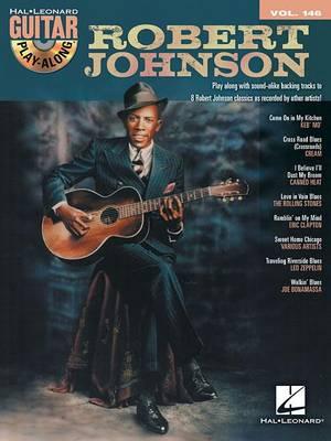 Guitar Play-Along: Robert Johnson (Book/CD) (Paperback)