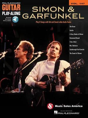 Guitar Play-Along Volume 147: Simon & Garfunkel (Paperback)