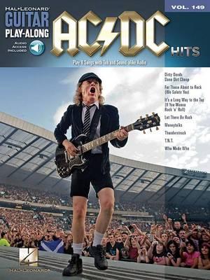 Guitar Play-Along Volume 149: AC/DC (Paperback)