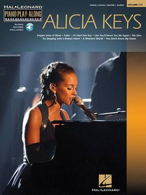 Piano Play-Along Volume 117: Alicia Keys (Paperback)