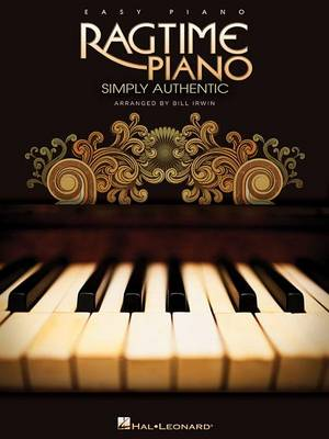 Easy Ragtime Piano - Simply Authentic (Paperback)