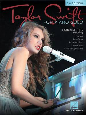 Taylor Swift For Piano Solo (Second Edition) (Paperback)