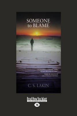 Someone to Blame (Paperback)