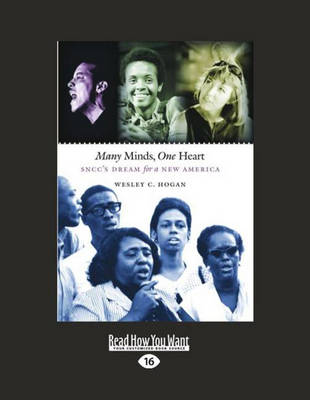 Many Minds One Heart (2 Volume Set): Sncc's Dream for a New America (Paperback)