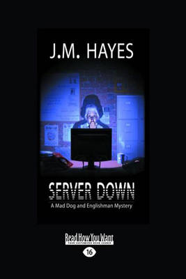 Server Down: A Mad Dog & Englishman Mystery (Paperback)