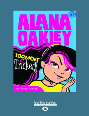 Torment and Trickery: Alana Oakley (Book 2) (Paperback)