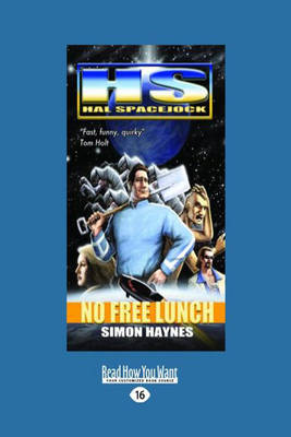 Hal Spacejock 4: No Free Lunch (Paperback)