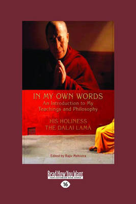 In My Own Words: An Introduction to My Teachings and Philosophy (Paperback)