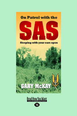 On Patrol with the SAS (Paperback)