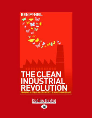 The Clean Industrial Revolution (Paperback)
