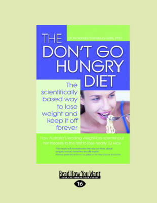The Don't Go Hungry Diet (Paperback)
