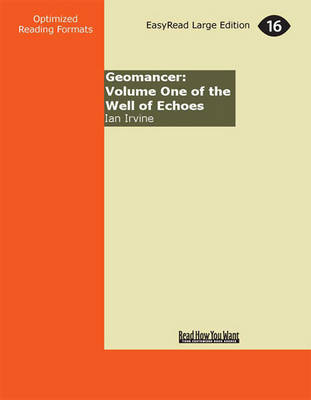 Geomancer: Volume One of the Well of Echoes (2 Volume Set) (Paperback)