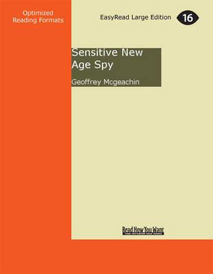 Sensitive New Age Spy (Paperback)
