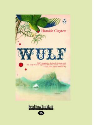 Wulf (1 Volume Set) (Paperback)