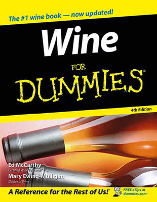 Wine for Dummies (2 Volume Set) (Paperback)