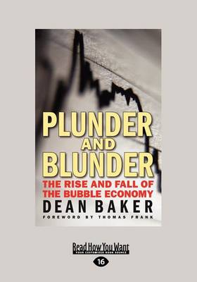 Plunder and Blunder (1 Volume Set): The Rise and Fall of the Bubble Economy (Paperback)