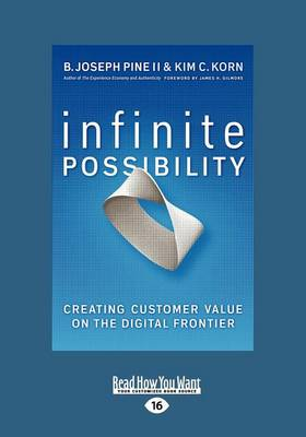 Infinite Possibility (1 Volume Set): Creating Customer Value on the Digital Frontier (Paperback)