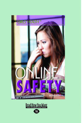 Online Safety: (Girls' Health) (Paperback)