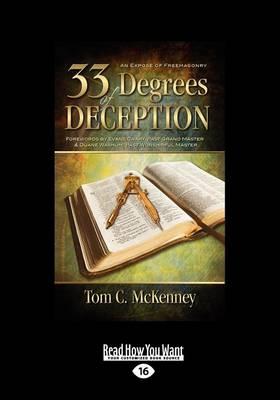 33 Degrees of Deception (2 Volumes Set): An Expose of Freemasonry (Paperback)