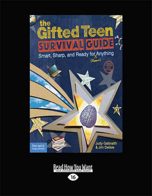The Gifted Teen Survival Guide (1 Volumes Set): Smart, Sharp, and Ready for (Almost) Anything (Paperback)
