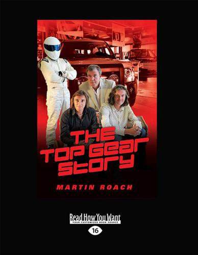 The Top Gear Story (Paperback)