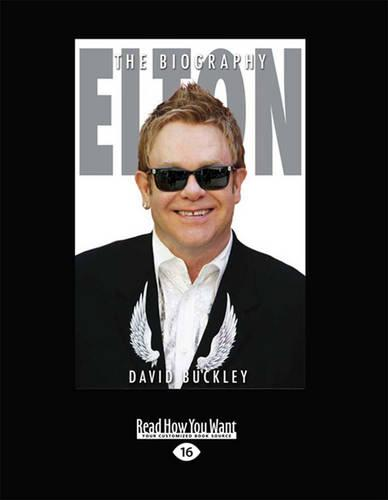 Elton: The Biography (Paperback)