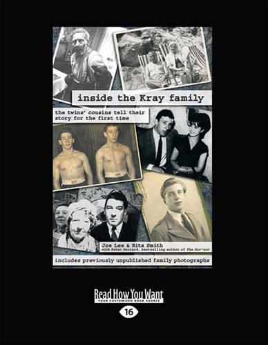 Inside the Kray Family (Paperback)