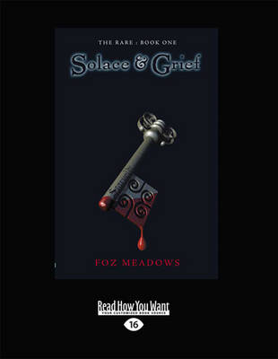 Solace and Grief (Paperback)