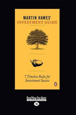 Martin Hawes' Investment Guide (Paperback)