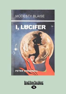 I, Lucifer (Paperback)