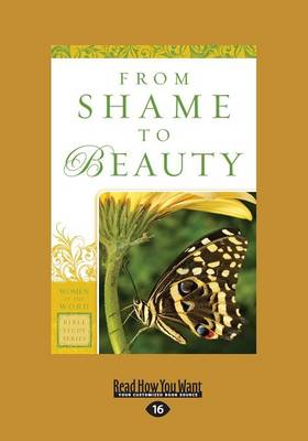 From Shame to Beauty (Paperback)