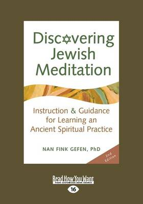 Discovering Jewish Meditation, 2nd Edition: Instruction & Guidance for Learning an Ancient Spiritual Practice (Paperback)