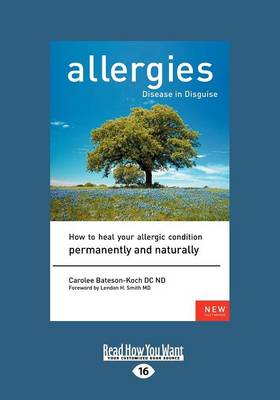 Allergies, Disease in Disguise (Paperback)