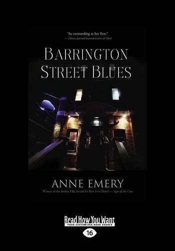 Barrington Street Blues (Paperback)