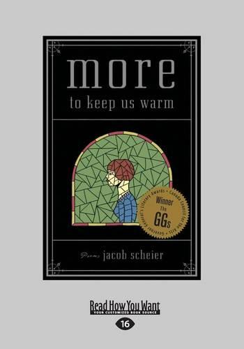 More to Keep Us Warm (Paperback)