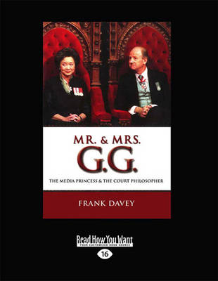 Mr. and Mrs. G.G.: 9530 (Paperback)