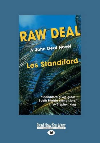 Raw Deal (Paperback)