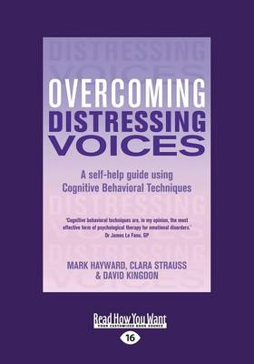 Overcoming Distressing Voices (Paperback)