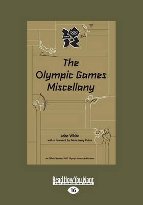 The Olympic Games Miscellany (Paperback)