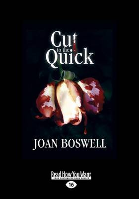 Cut to the Quick: A Hollis Grant Mystery (Paperback)