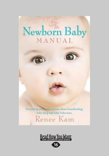 The Newborn Baby Manual (Paperback)