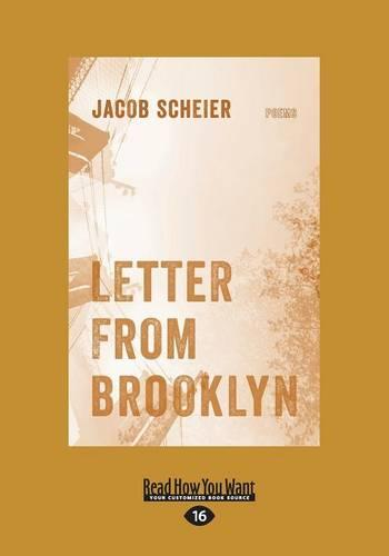Letter from Brooklyn (Paperback)