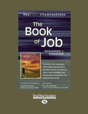 The Book of Job: Annotated & Explained (Paperback)