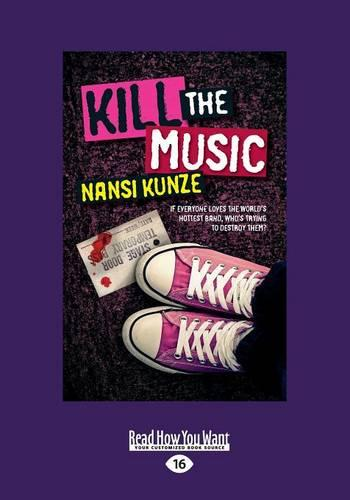 Kill The Music (Paperback)
