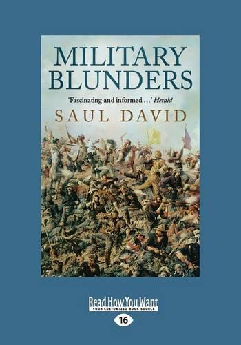 Military Blunders (Paperback)