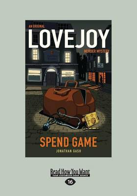 Spend Game: The Lovejoy Murder Mysteries (Paperback)