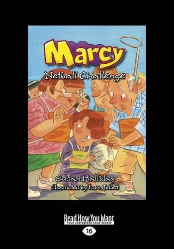 Marcy: Netball Challenge (Paperback)