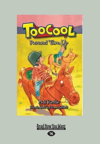 Toocool: Round 'Em Up (Paperback)
