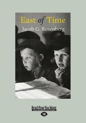 East of Time (Paperback)