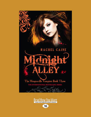 Midnight Alley: The Morgnaville Vampires Book 3 (Paperback)
